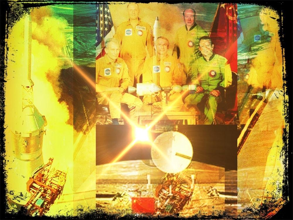 Breve Historia de la Carrera Espacial 1945-2019