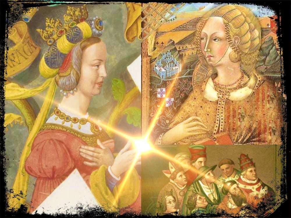 Leonor de Alburquerque, la Rica Hembra. Reina de Aragón
