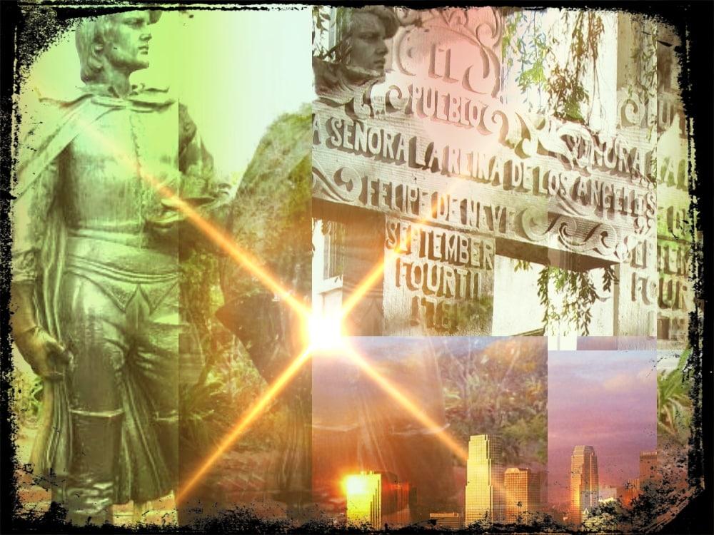El origen español de la ciudad de Los Ángeles
