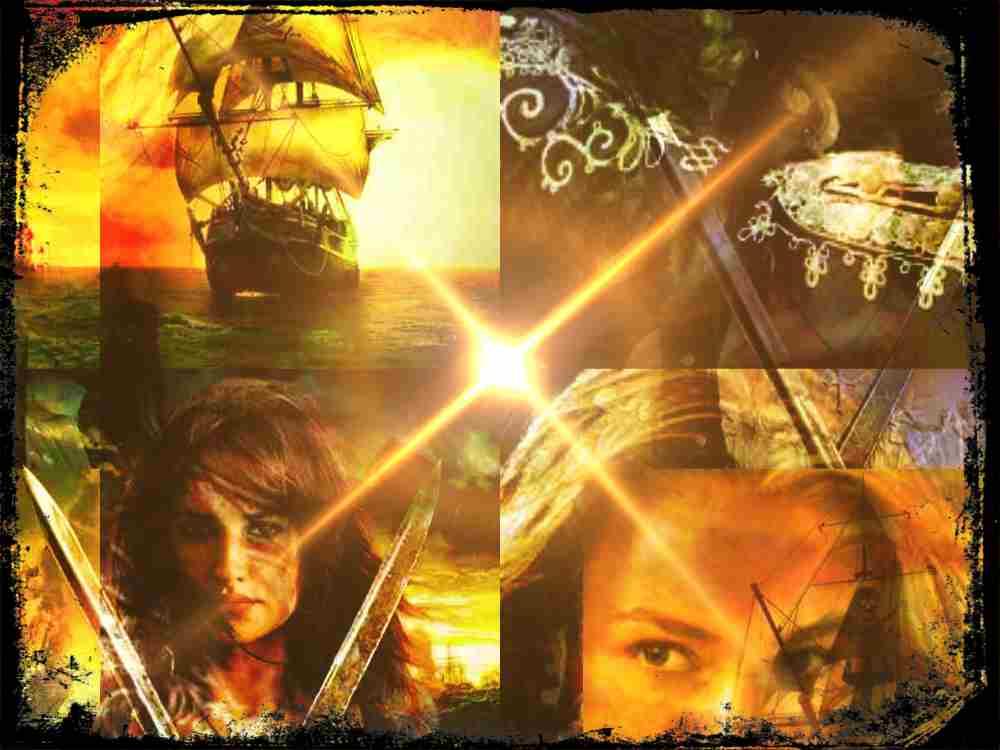 Mujeres Piratas: Anne Bonny y Mary Read