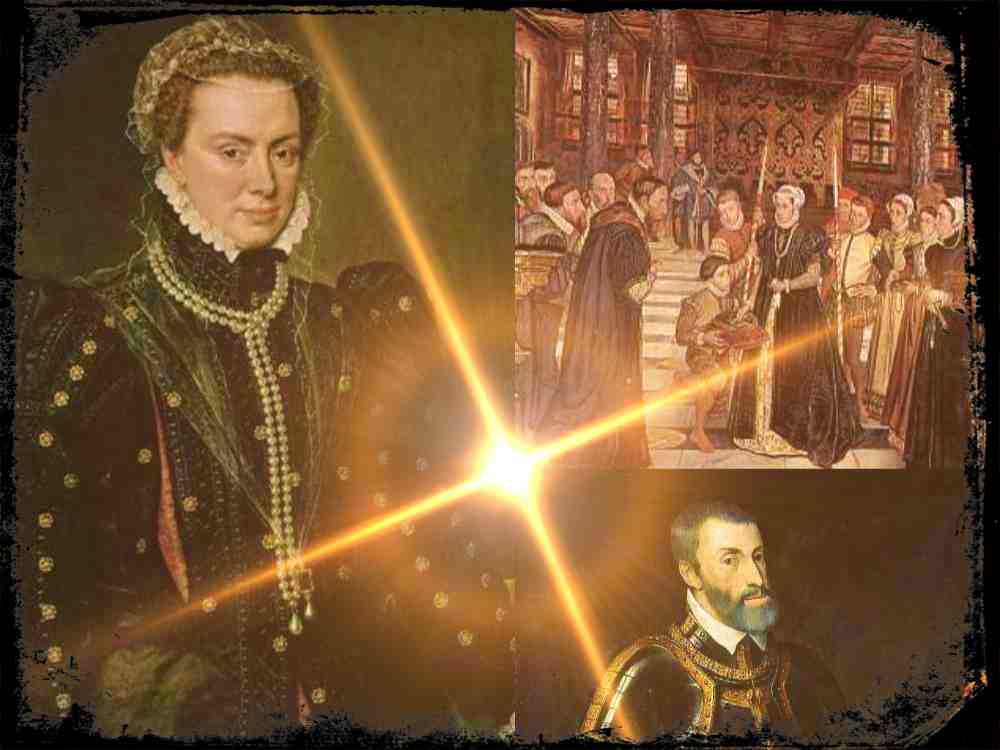 Margarita de Austria o el enigma del collar de perlas