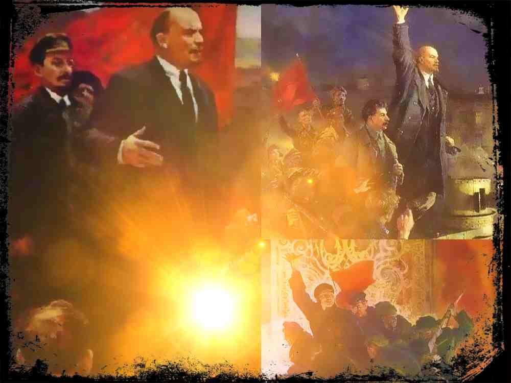 Octubre Rojo, un mes que cambió el mundo