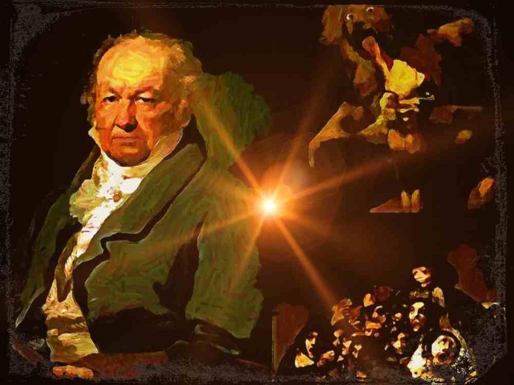 Aquelarre en la Quinta del Sordo. Las Pinturas Negras de Goya desde una perspectiva psicológica