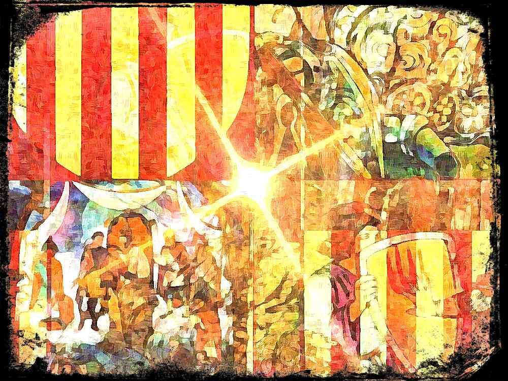 El condado de Barcelona y sus lazos con Castilla y León