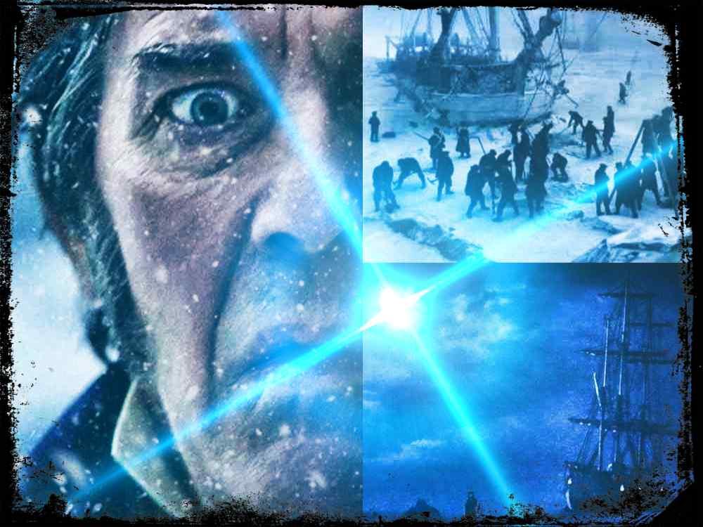 La tragedia del Erebus y el Terror, los barcos perdidos en el Ártico