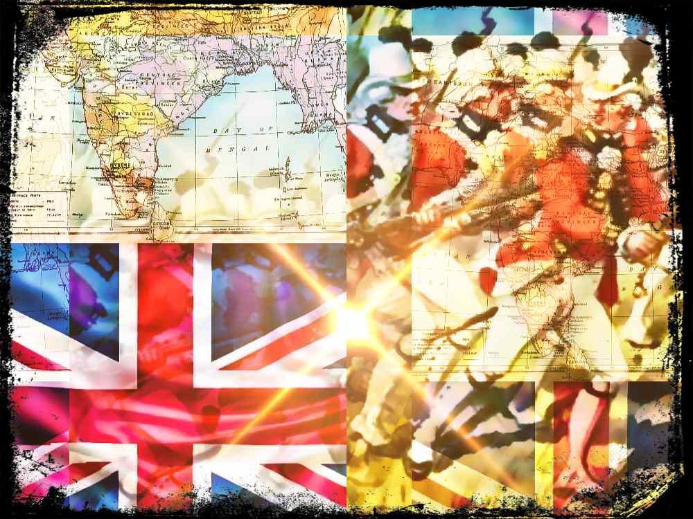 Dominación británica en la India (I)