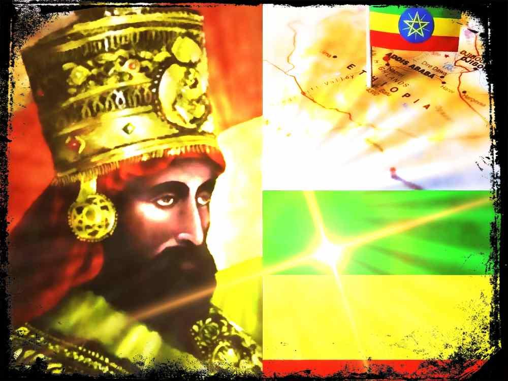 Haile Selassie I, el último emperador de Etiopía