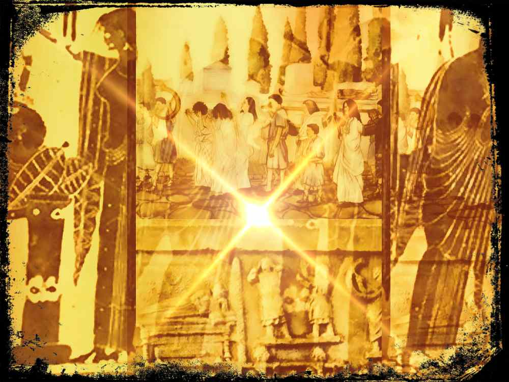 Las extrañas momias de Roma