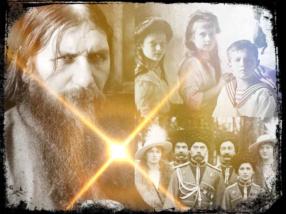 El místico Rasputín y su influencia sobre la revolución rusa