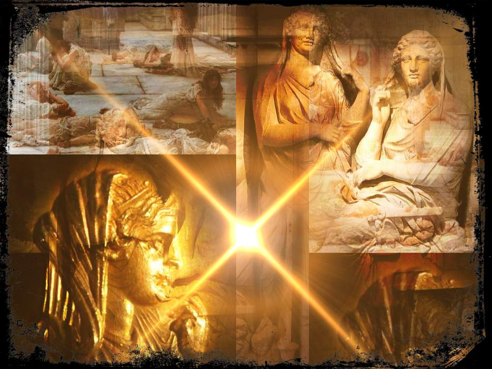 La mujer en la Atenas Clásica