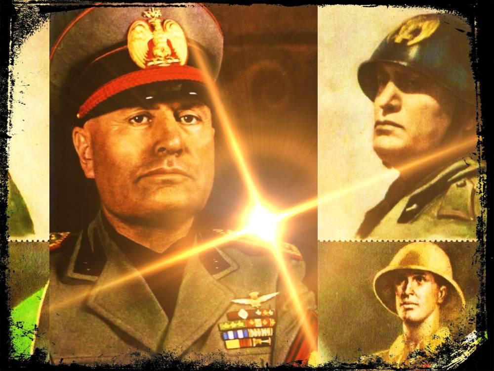 Benito Mussolini, el mayor promotor moral