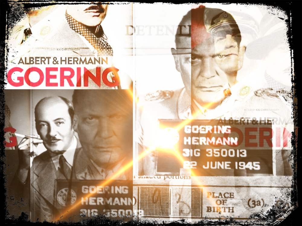 Hombre Bueno, Hombre Malo: la historia de Hermann y Albert Göring