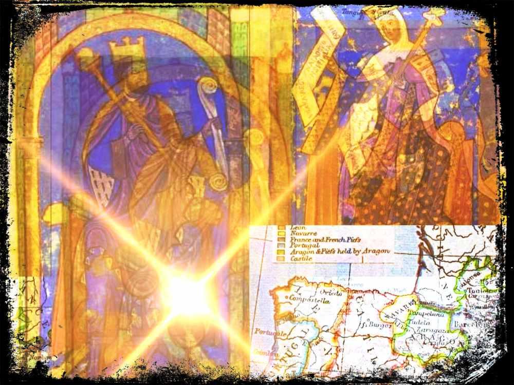 El Juego de Tronos entre los Reinos Cristianos peninsulares del siglo XII