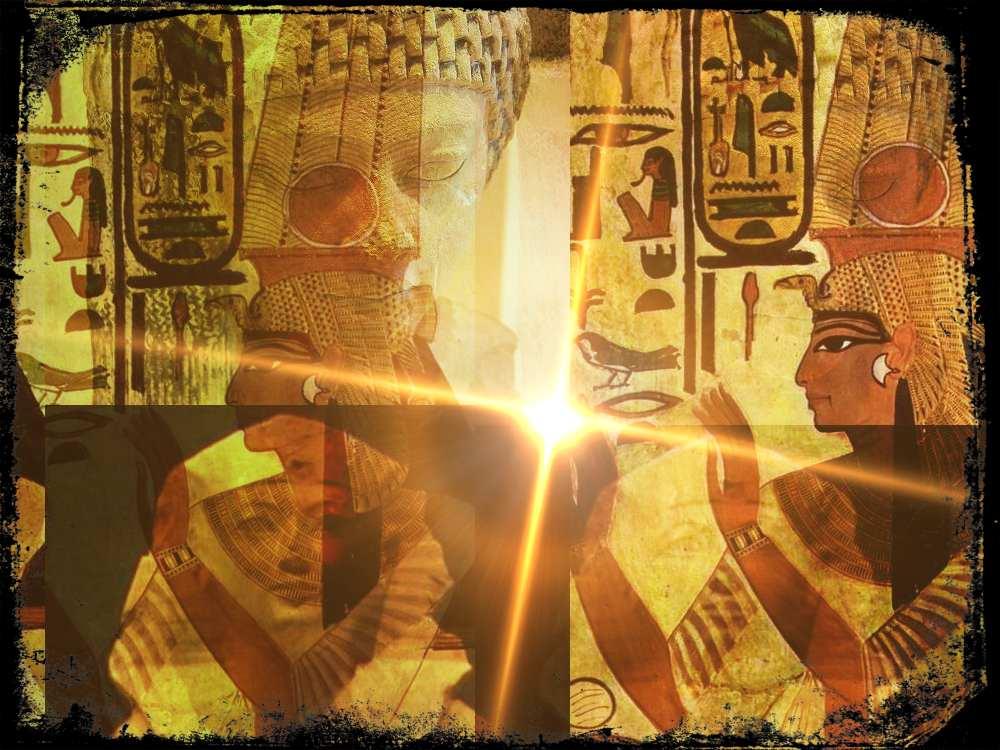 Mujeres de la Realeza en el Antiguo Egipto
