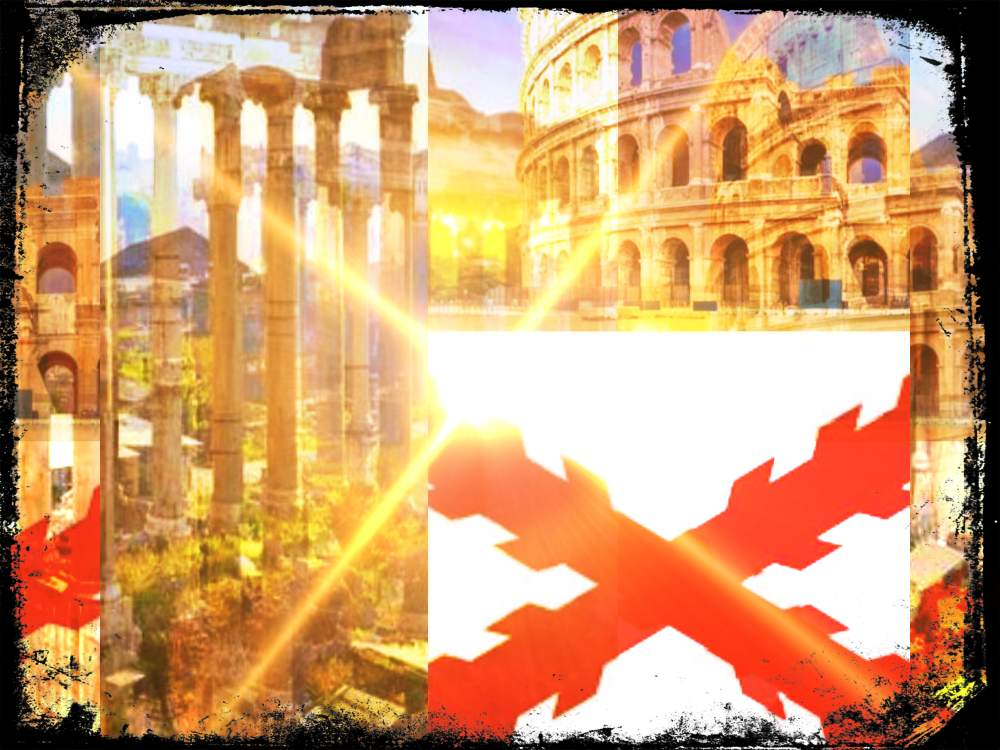 Roma, capital ideológica del Imperio español