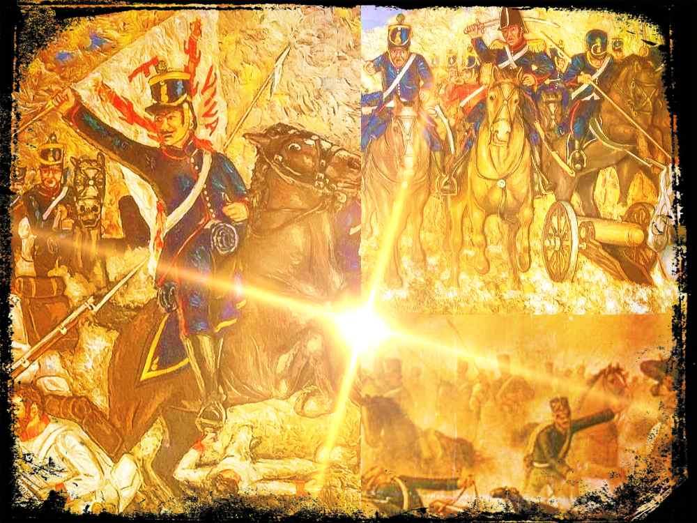 La batalla de San Lorenzo