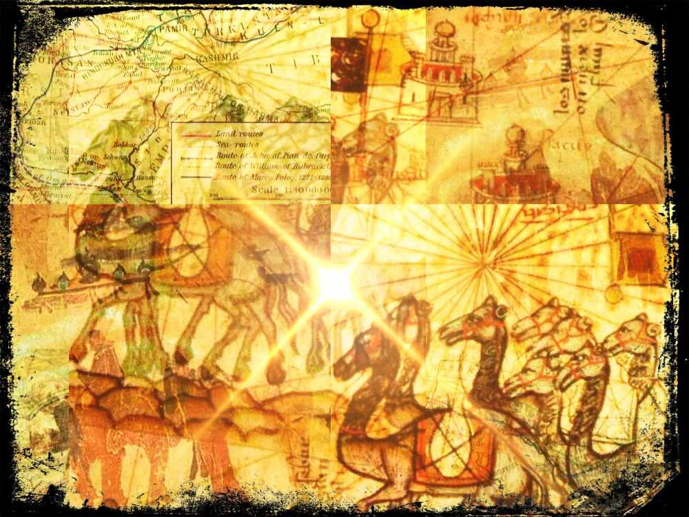 La ruta de la seda y sus alternativas en los siglos XII y XIII
