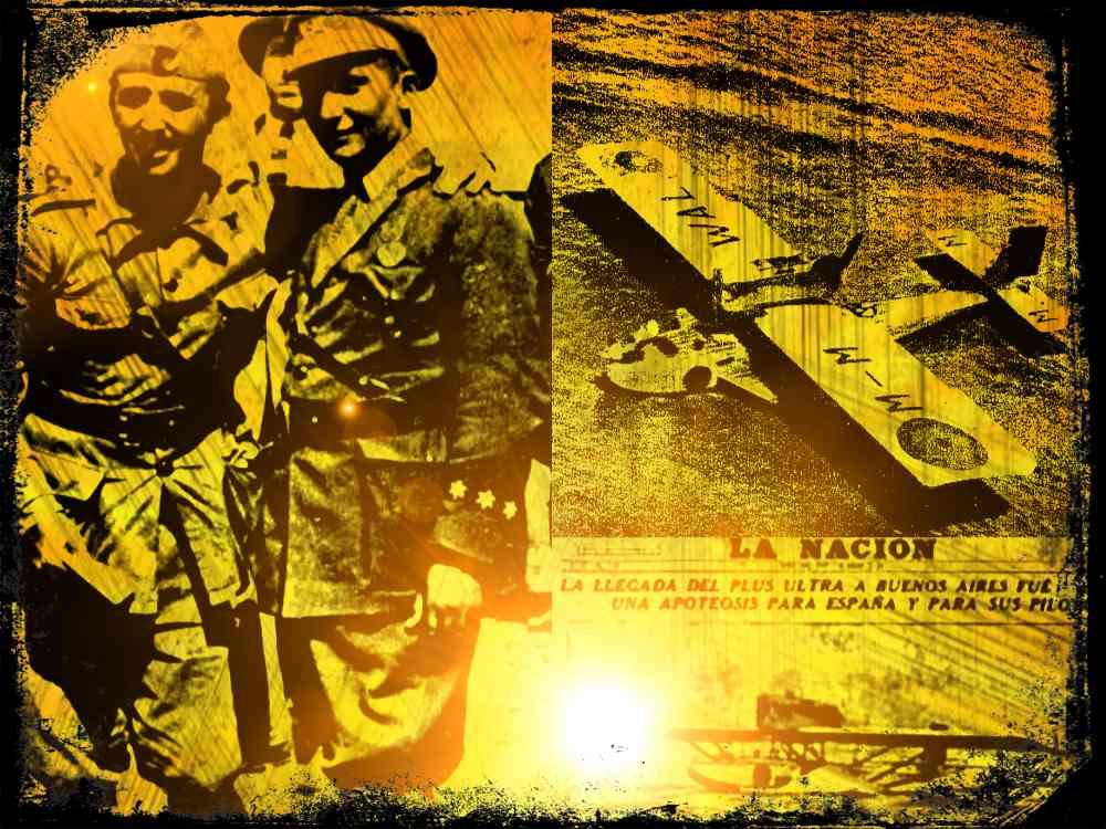 El misterioso vuelo del comandante Franco