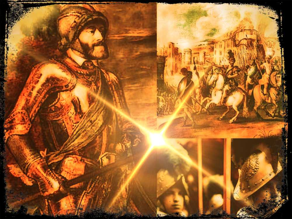 El saqueo de Roma, 1527