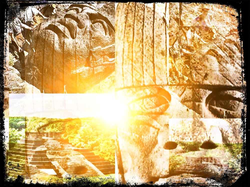 Los Olmecas y el misterio de sus cabezas gigantes