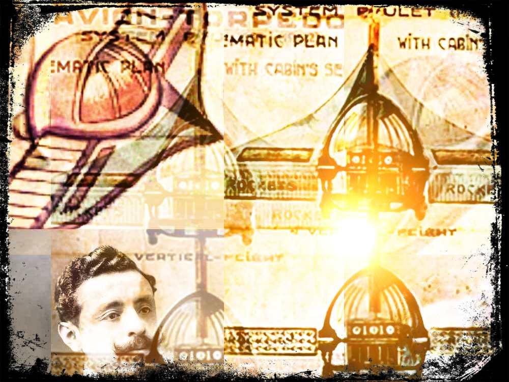 Pedro Paulet: un pionero de la aviación y la astronáutica