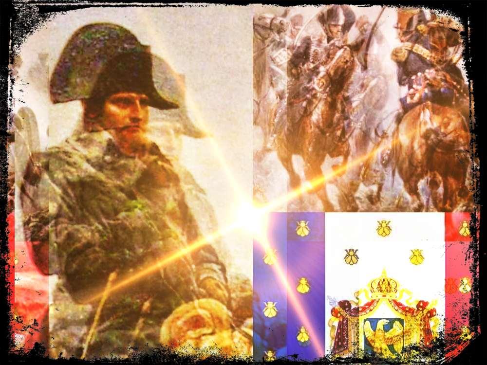 Napoleón: La campaña de 1814, los últimos días del Imperio