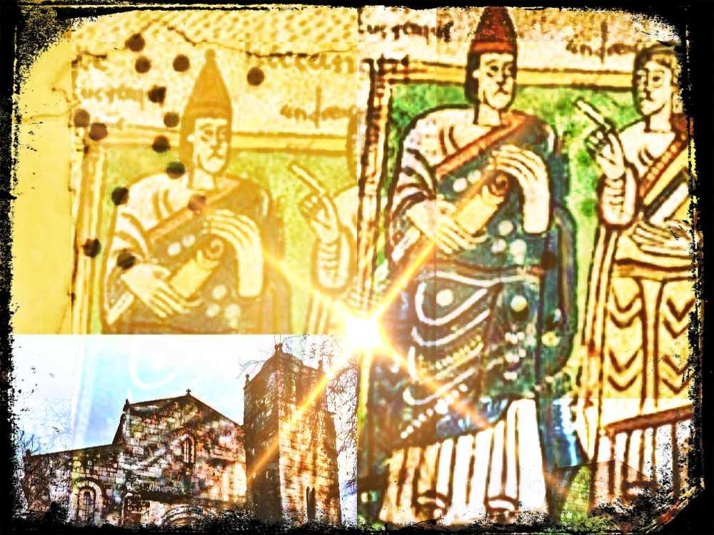 El Obispo Maeloc: La llegada de Celtas británicos a la Península