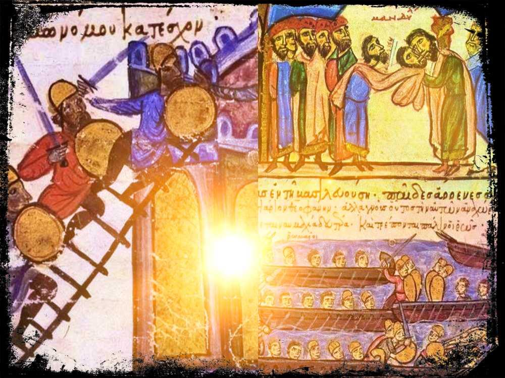 La expansión Bizantina con la dinastía Macedónica y el comandante Juan Curcuas