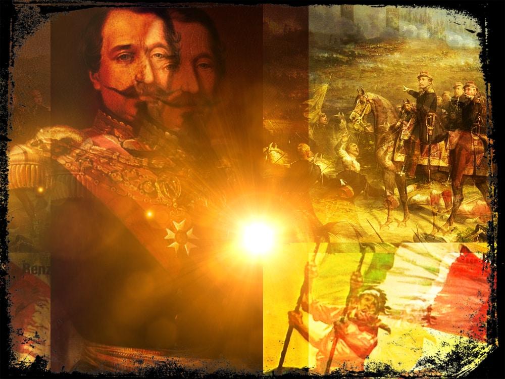 La traición italiana de Napoleón III