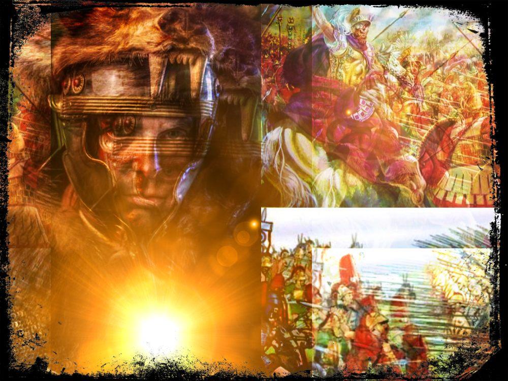 La Conquista romana de Macedonia y Grecia