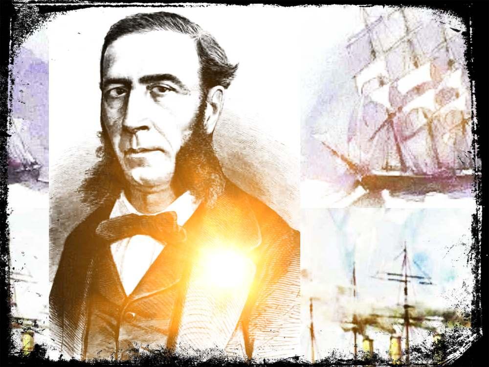 El capitán Lagier, héroe revolucionario y espiritista