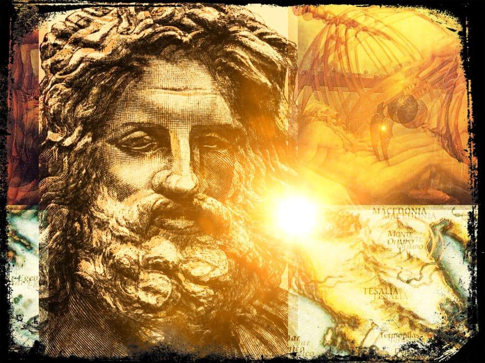 Dioses griegos. Los mitos sucesorios