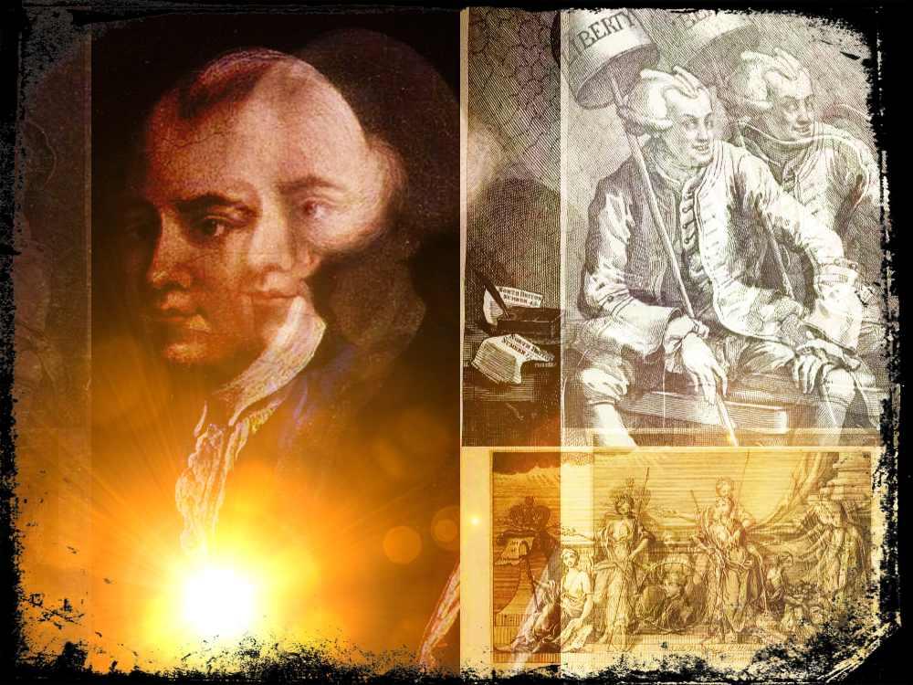 """Las """"libertades inglesas"""" de John Wilkes"""