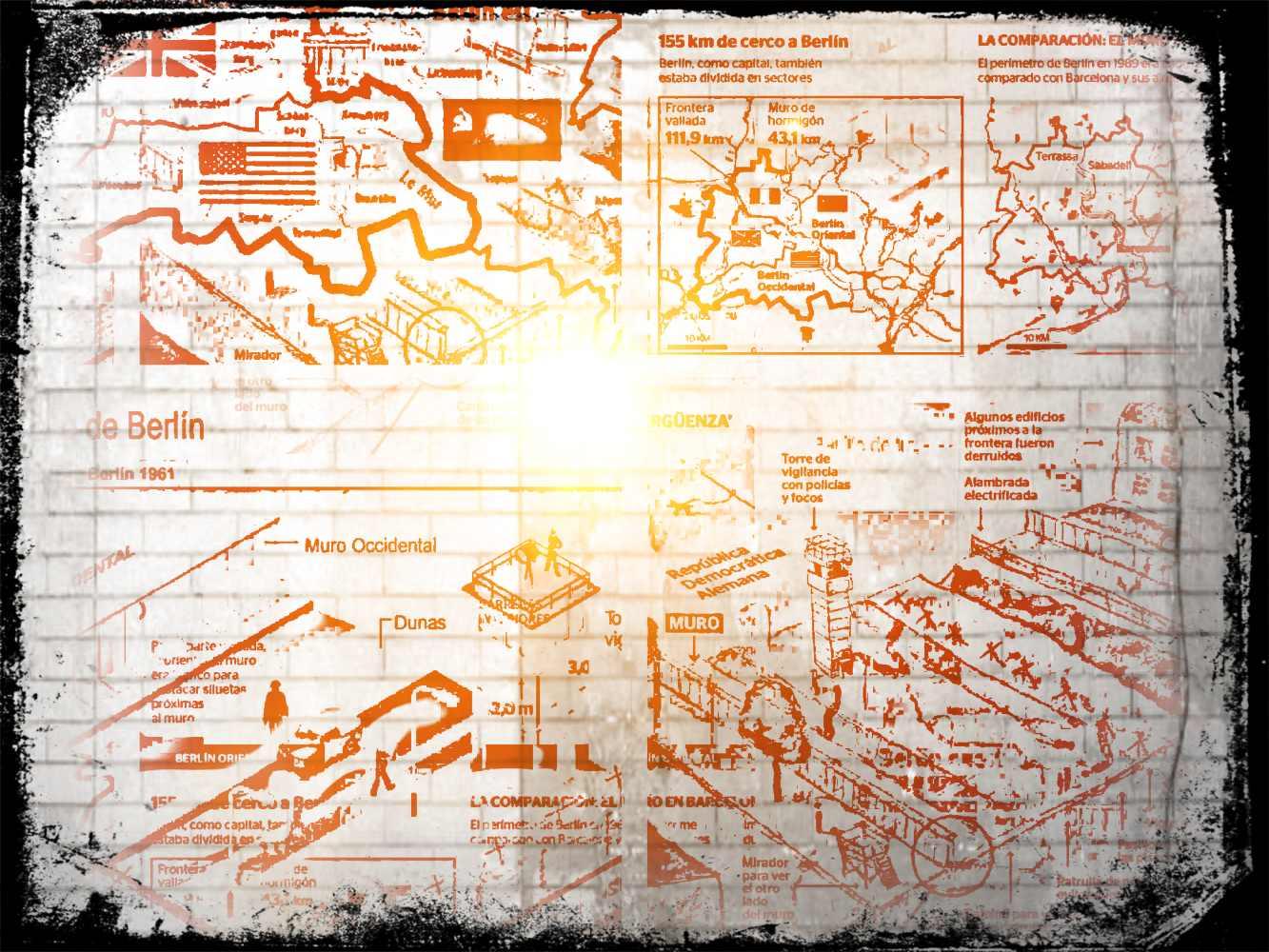 El virus de la libertad: cómo cayó el Muro de Berlín