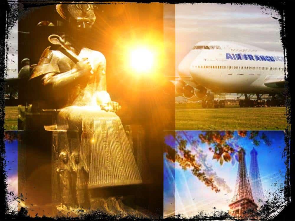 El viaje de Ramsés II a Francia