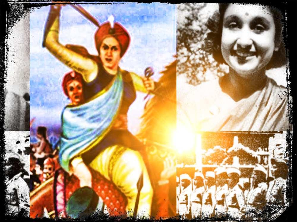 Cuando las mujeres fueron a la guerra: el regimiento Rani de Jhansi
