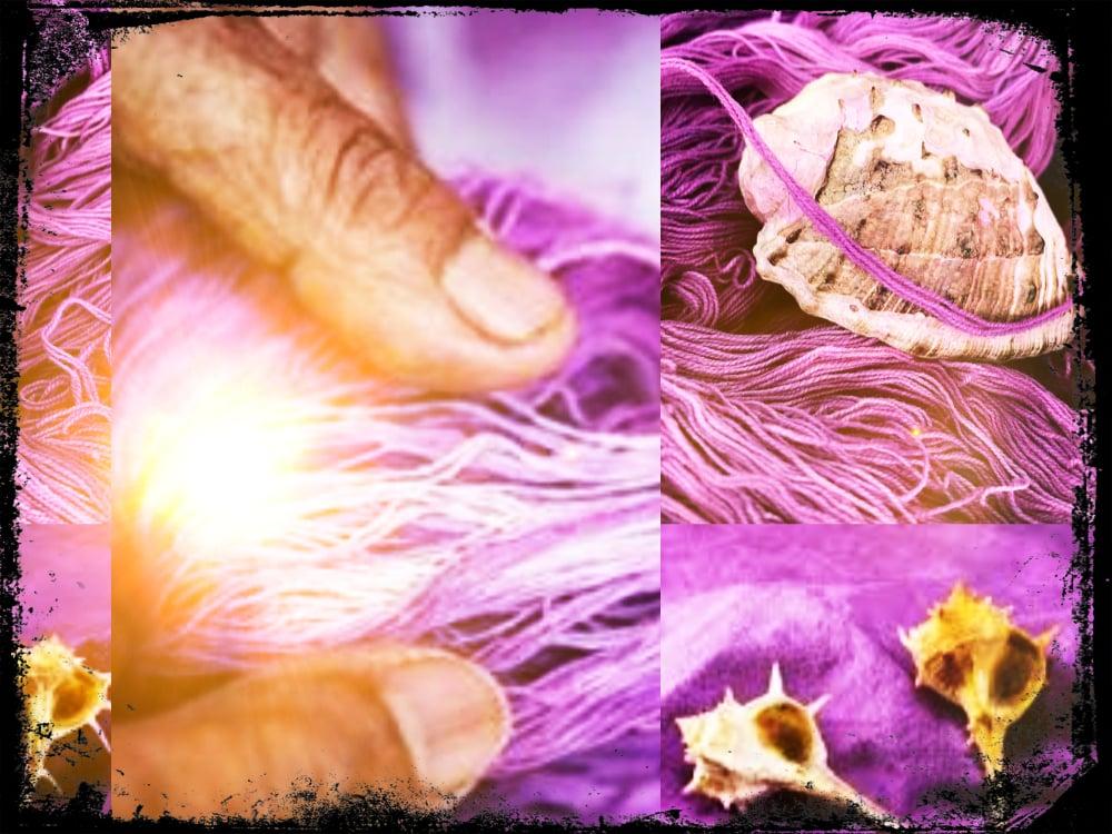 Breve historia del Púrpura, el color del Poder