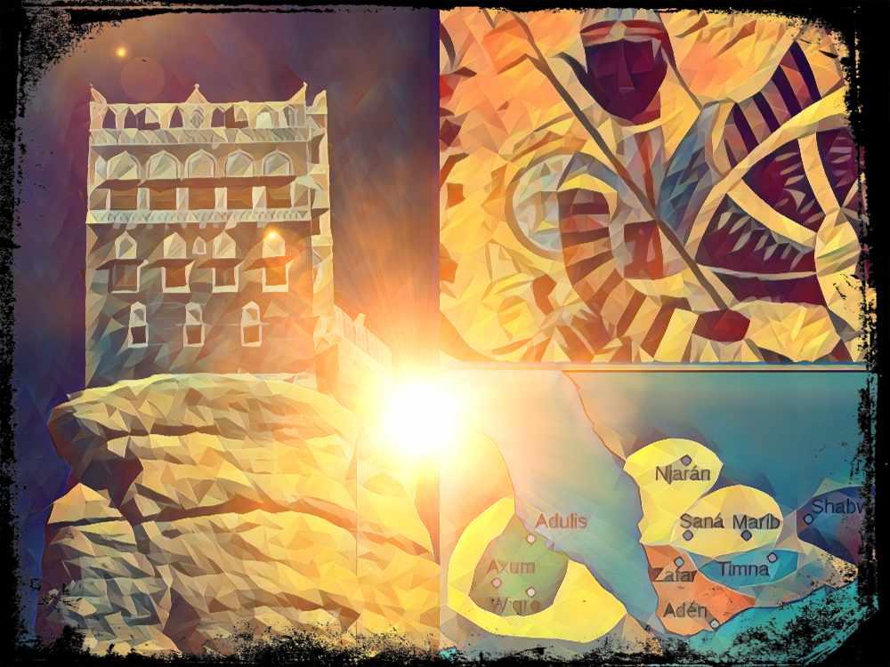 Himyar, un reino singular en la mítica Arabia Felix