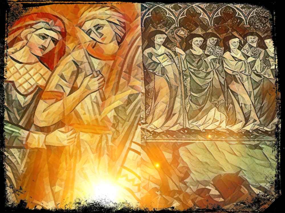 La Mujer y los símbolos femeninos en la Edad Media: Mujeres que hicieron historia.