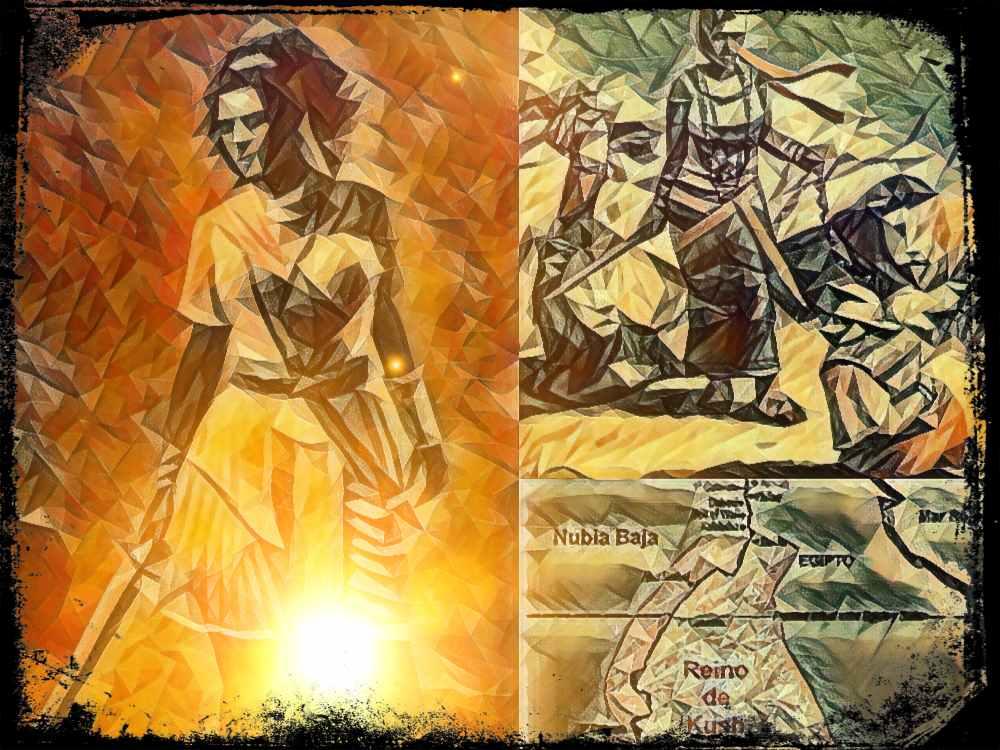 Amanirenas, la reina guerrera nubia que se enfrentó a Roma