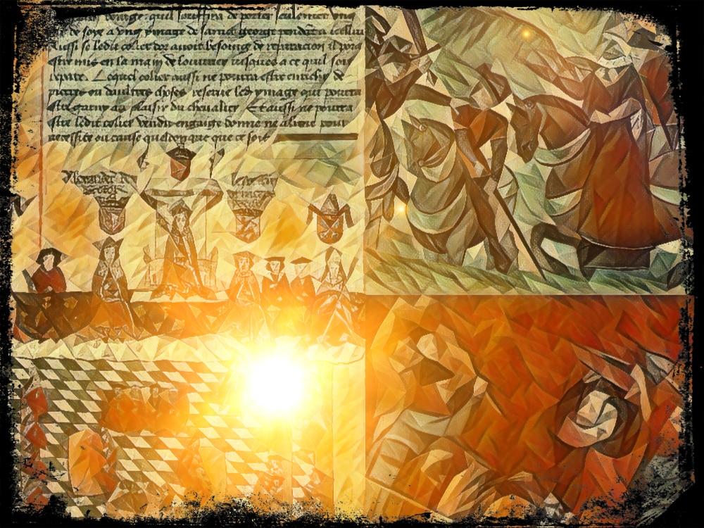 Luchas sociales en la Inglaterra del siglo XIV